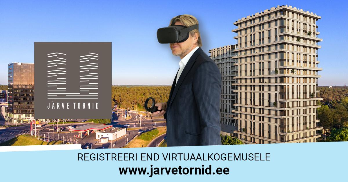 Järve Tornid virtuaalreaalsus