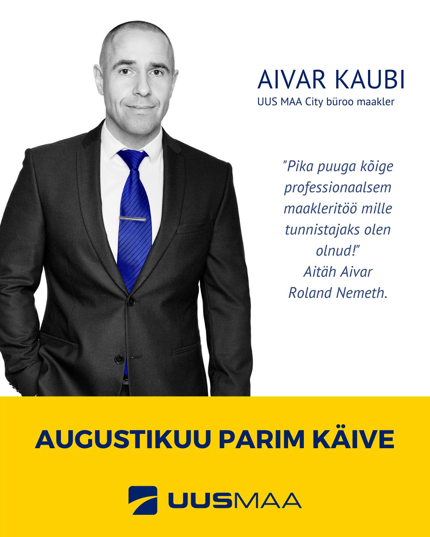 Aivar Kaubi - Uus Maa City