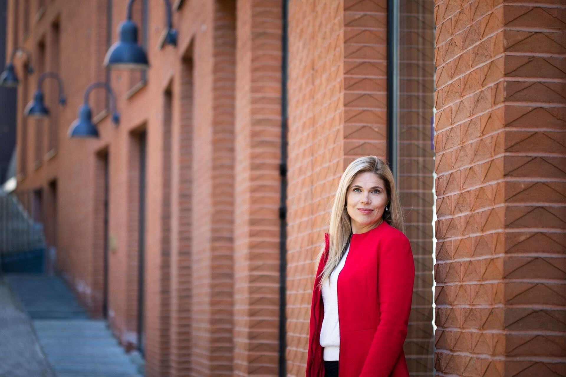 Katrin Aron - Kinnisvara24.ee tegevjuht (pildi autor Maria Roosaare)