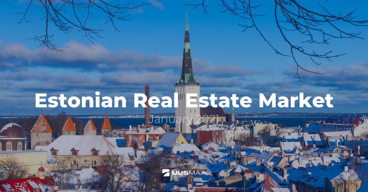 Estonian Real Estate Review, January 2021